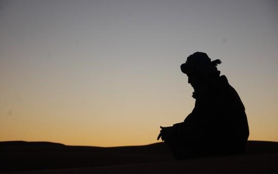 El lenguaje del desierto. Nomadas