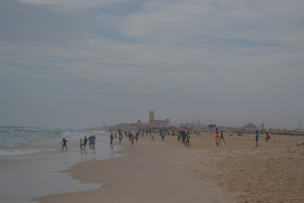 Saint Louis. Senegal