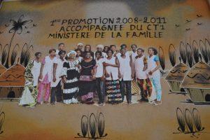 Senegal. Lompoul