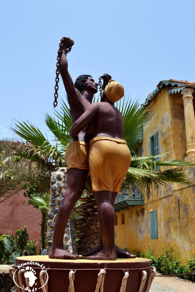 Isla de Goré .Dakar. Senegal