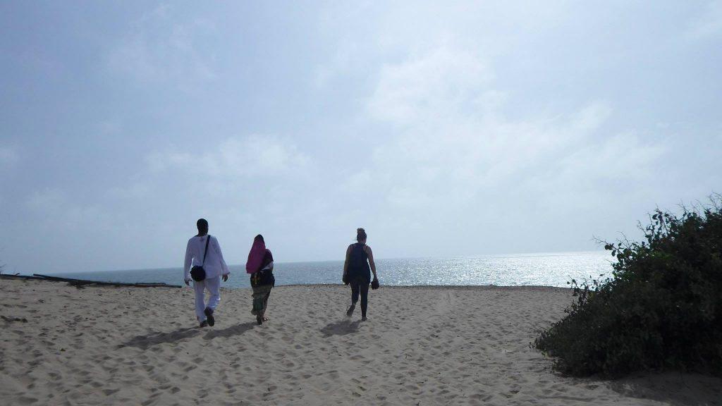 Kartong. Gambia