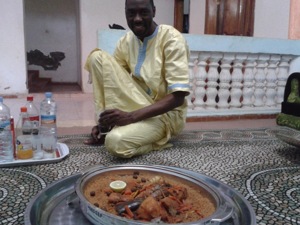 comida XXL. Nouakchot. Mauritania