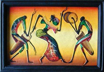 Abéné, danzas africanas de libertad