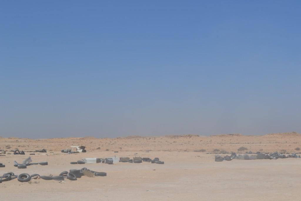 """""""Tierra de nadie"""". Entre el Sahara Occidental y Mauritania"""