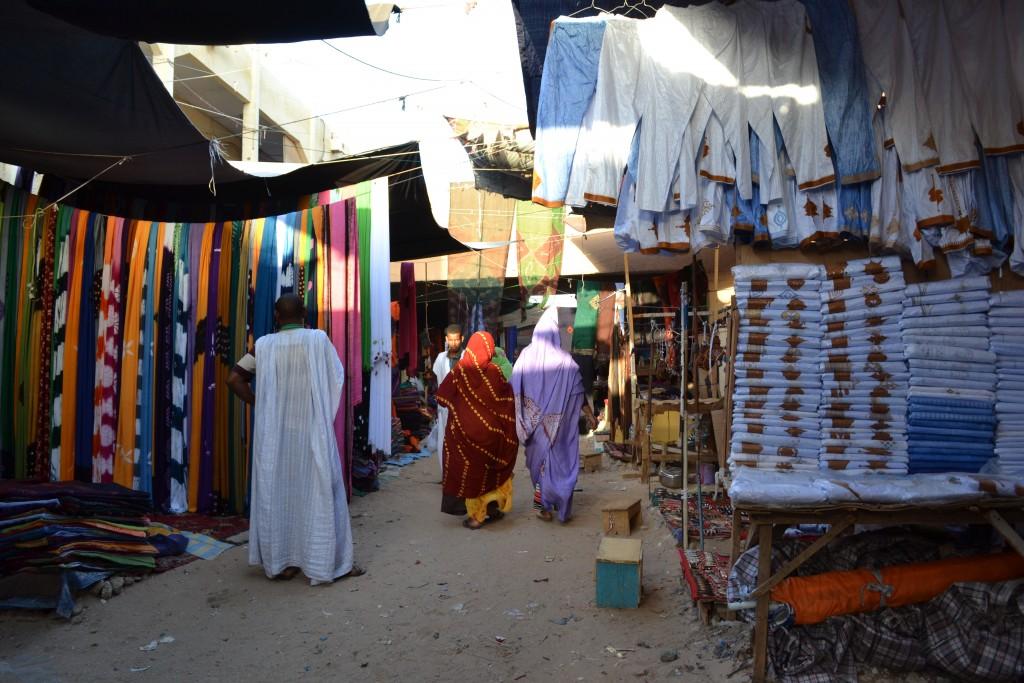 Nouakchot. Mauritania
