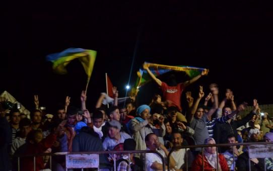 Festival multicultural entre dunas