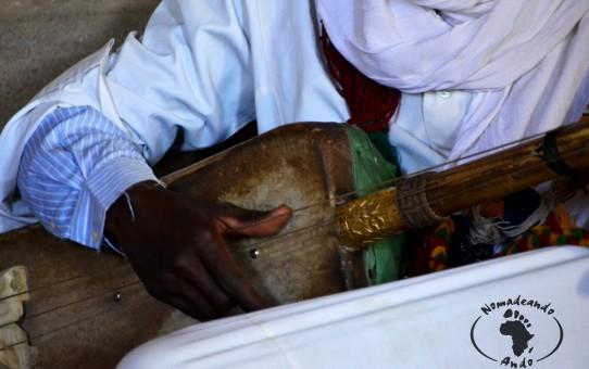 La música y el ritual gnawa en Marruecos