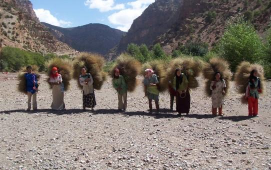 Me encanta Marruecos, pero...  (testimonios en femenino). La cara B