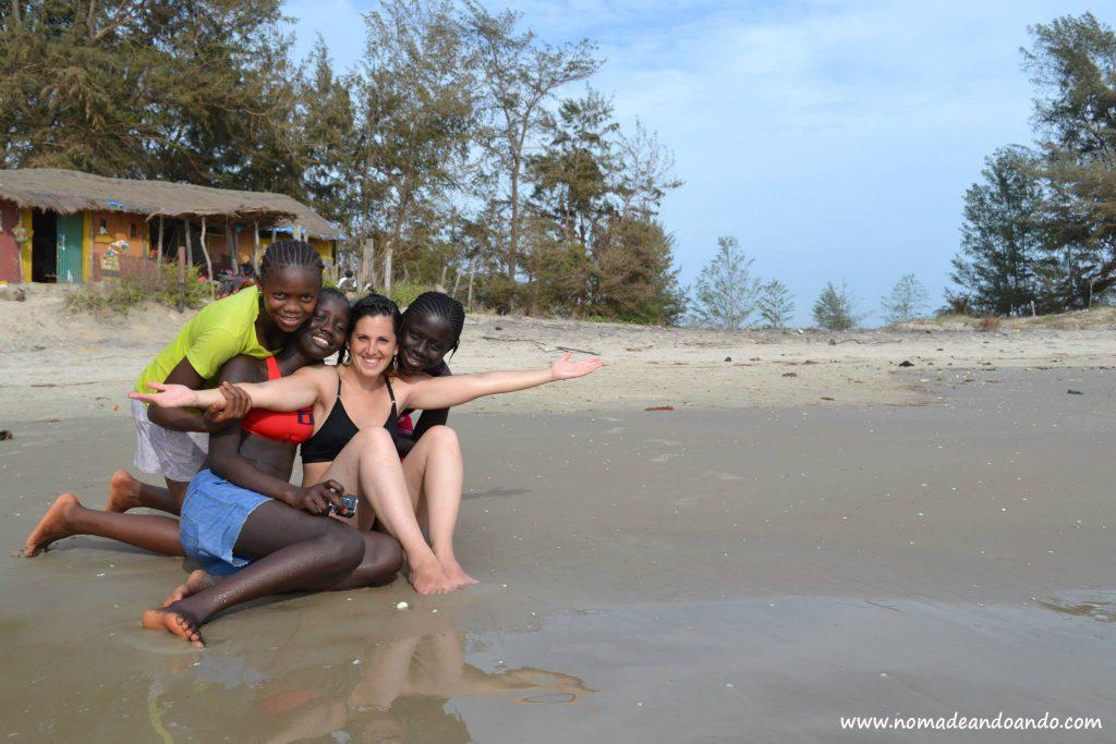 Casamance: Kap Skirring y alrededores