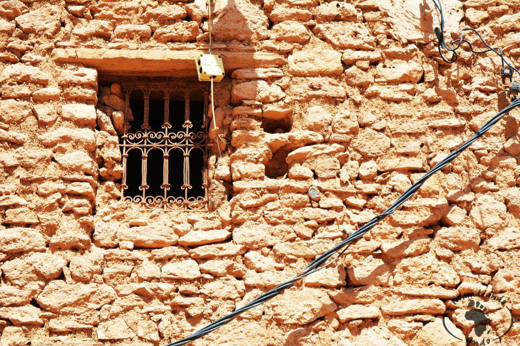 modernidad y tradición en kasbah de Tisnt