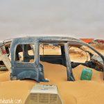 Kandahar: Cruzando la «tierra de nadie» hacia Mauritania